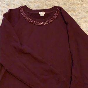 Women's casual sweater /sweatshirt